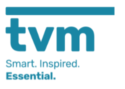 Description: Logo TVM 2020--250