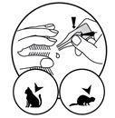 Description: squeeze the cat-ferret pipette